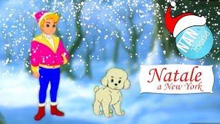 NATALE A NEW YORK film completo italiano | storia di Natale | cartoni animati | Babbo Natale | IT