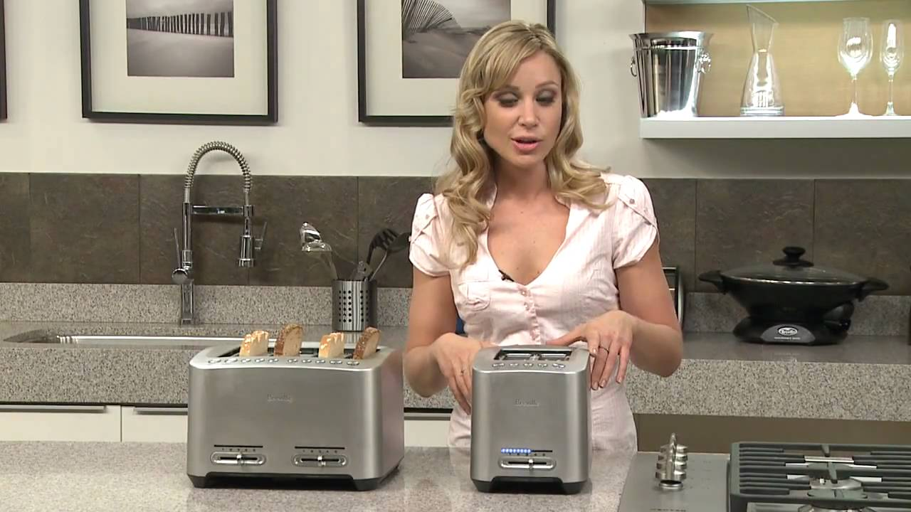 Breville Tips and Tricks The Die Cast 2 Slice and 4 Slice