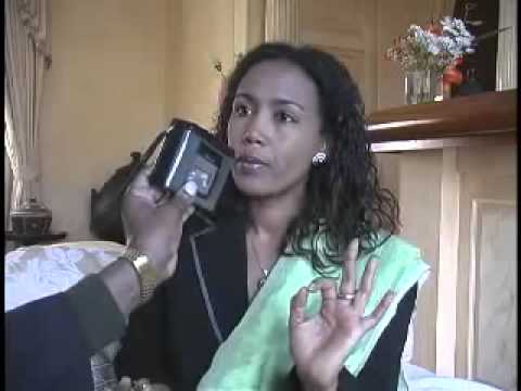 ECTV Exclusive Interview Mrs Azeb Mesfin, Former First Lady of Ethiopia
