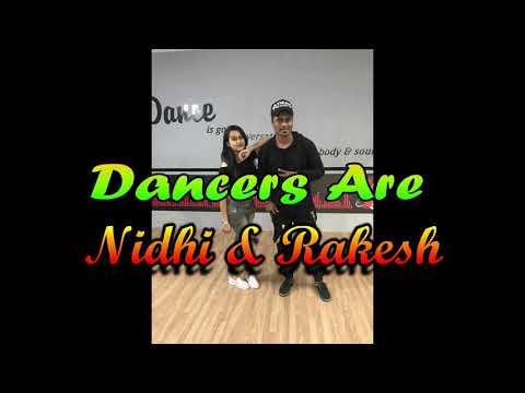 Chamma Chamma choreography by Rakesh nayak