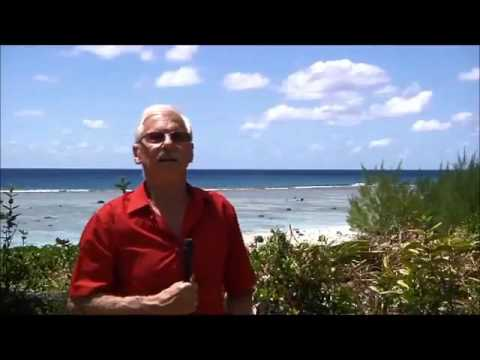 "Ham Radio Cook Islands ""Mini Hamfest"" News Video 28 Sept 2015  MP4"