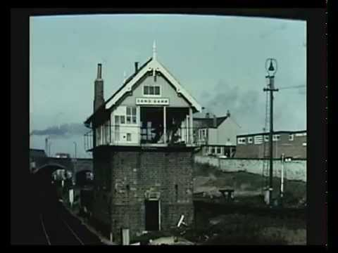 Video 1361 England and Scotland, Signal Boxes, 9 to 17 Nov 1974