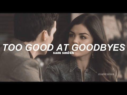 Sam Smith - Too Good At Goodbyes COVER Traducida al español