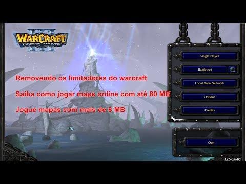 Como Jogar Mapas Warcraft Com Mais De 8 MB