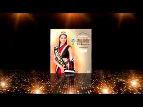 Miss India Worldwide Mauritius 2014   TV Ad 360p