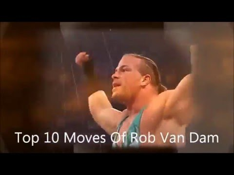 Top 10 Moves Of Rob Van Dam