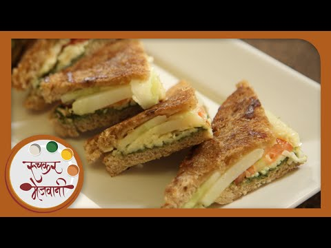Veg cheese toast sandwich easy mumbai street food recipe for youtube premium forumfinder Choice Image
