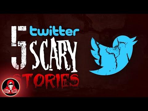 5 True TWITTER Scary Stories - Darkness Prevails
