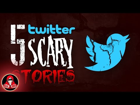 5 True TWITTER Scary Stories