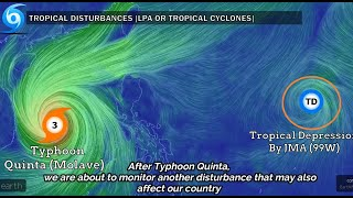 Weather Update | October 27 2020 | Tropical Depression (Pre-Rolly)
