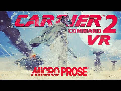 Carrier Command 2 VR - Official Trailer