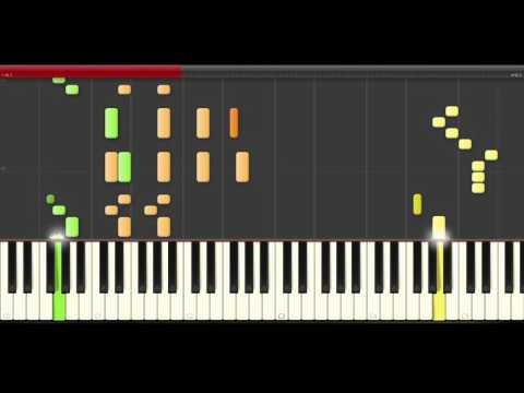 Led Zeppelin Black Dog piano midi tutorial sheet partitura cover