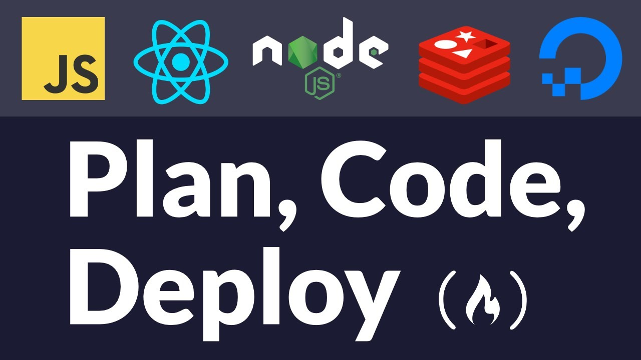 Plan, Code, and Deploy a Startup in 2 Hours Full Stack JavaScript