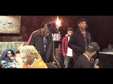 "The Making Of Kid Ink ""F With U"" Feat Ty Dolla $ign"