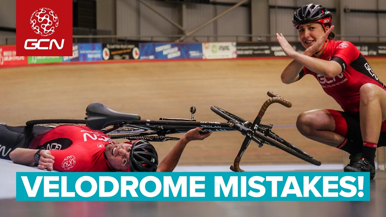 Top Things Not To Do On A Velodrome | Beginner Track Cycling Tips