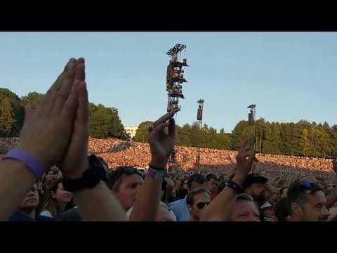 Guns'n'Roses - Welcome to the Jungle @ Tallinn @Estonia