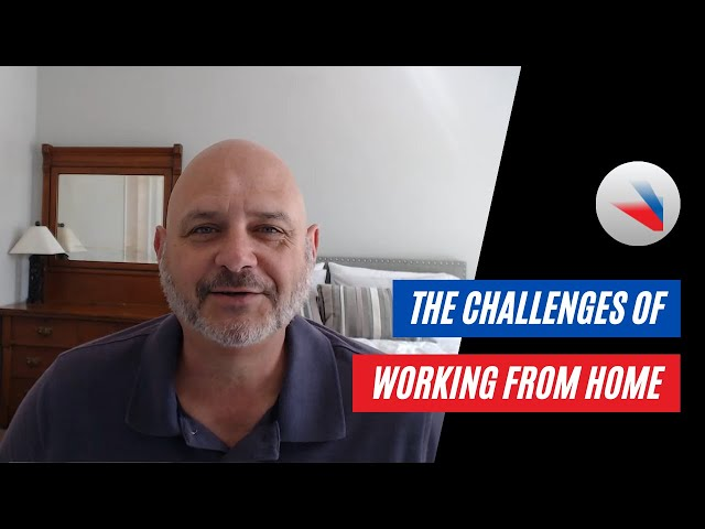 Episode 25: The Challenges of WFH