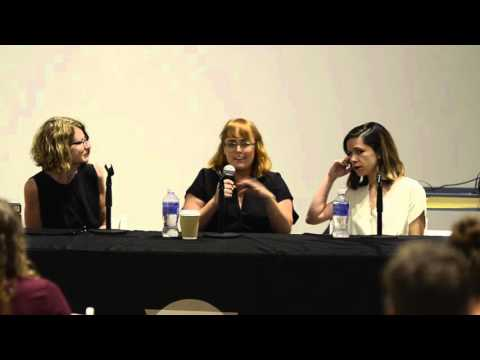 Artist Talk with Kate de Para, Angel Oloshove, and Alyce Santoro