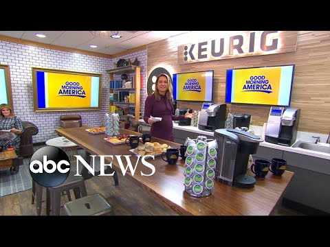 Tour the revamped 'GMA' green room with Ginger Zee