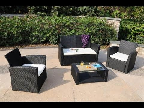 Rattan Garden Furniture Clearance Sale UK