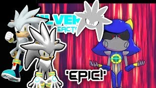 THIS IS EPIC! | Silver Reacts | Fresh Metal - Sonic Revved Up Ep.2 (Animation)