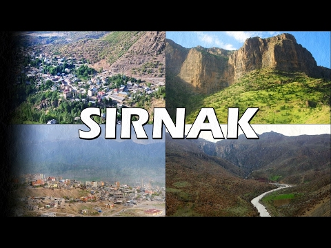 The Most Beautiful Places in Sirnak [TURKEY]