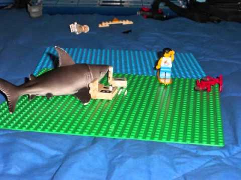 Derek's Lego Jaws Part 3 - YouTube