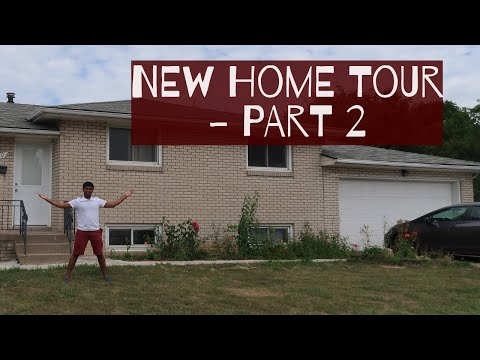 My Home Tour In Canada | AFTER RENOVATION