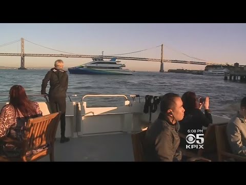 New Ferry Service Begins From Berkeley To San Francisco