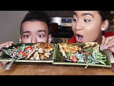A DAY IN THE LIFE OF TEEN PARENTS | Cooking With Us!! Pt.1