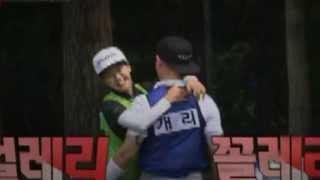 Running Man Monday Couple - Song ji hyo & Kang Gary - Ep 262