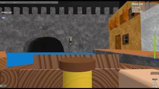 The Flying Dutchmen Coaster in ROBLOX (AUDI80)