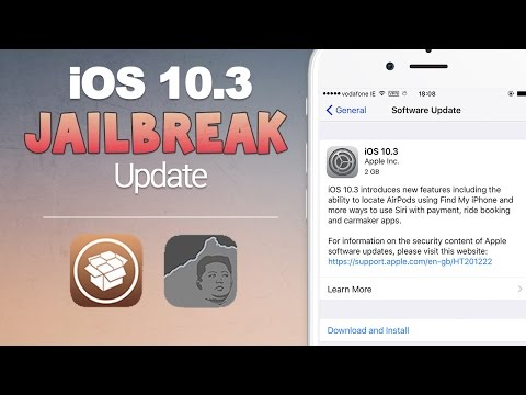 iOS 10.3 FINAL Released - 10.3/10.2.1 Jailbreak Info & Advice! | iOS 10.3 & 10.2.1 Jailbreak Update