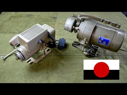 Servo Motor Clutch Motor - YouTube on