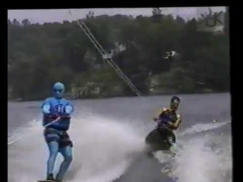 Jonathan McDonald and Hugo the Hornet