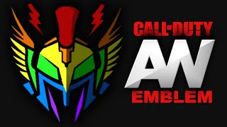 Advanced Warfare SENTINAL Emblem Tutorial By Screetch2009