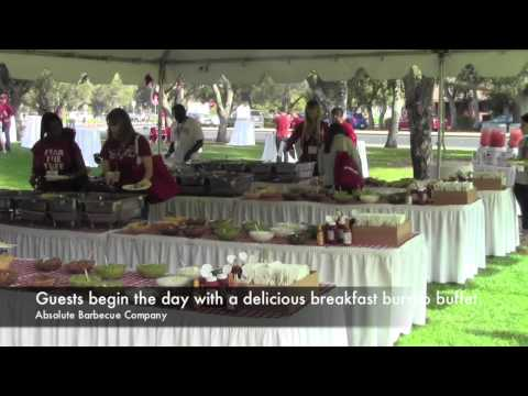 Absolute Barbecue Company- Stanford Homecoming feat. Breakfast Burrito Buffet