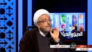 النبي محمد صلى الله عليه وآله وسلم لم يأمر أمراً عاما بكتابة السنة - الشيخ محمد كنعان