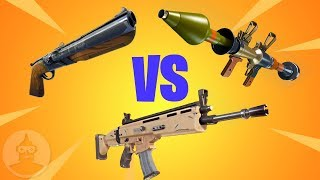 4 Fortnite Weapons That Are Completely Overrated! | The Leaderboard