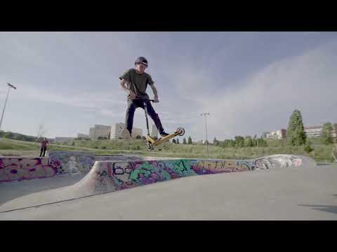 Street Surfing | Stunt Scooter Ripper