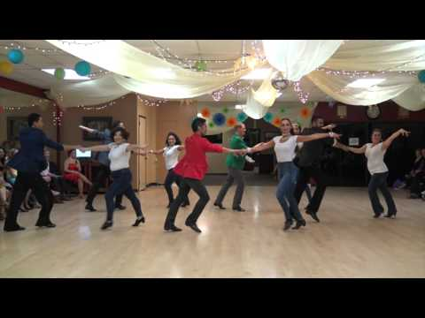 Uptown Funk  Performance By Arthur Murray