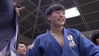 平成30年度 全日本学生柔道体重別団体優勝大会(男子)