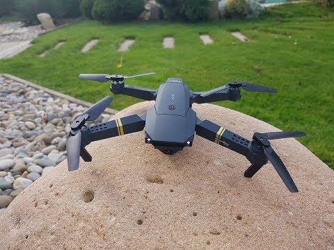 EACHINE E58 MAVIC CLONE REVIEW, TEST ,VOL ,BANGGOOD DRONE
