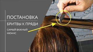 Начните работу бритвой на волосах с этого правила женские и мужские стрижки