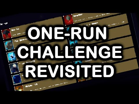 Revisiting Woolie's ONE-RUN Challenge - Risk of Rain 2 (See Description) |