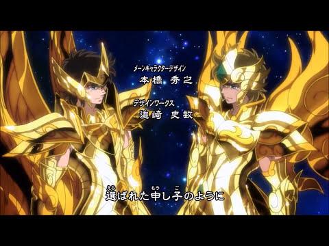 Opening Saint Seiya - Alma de Oro (Original)