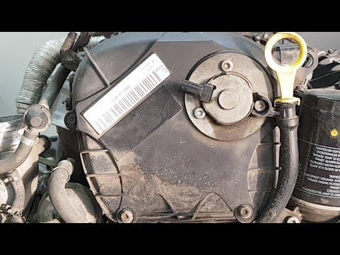 Разборка двигателя 2.0 TSI CAEB