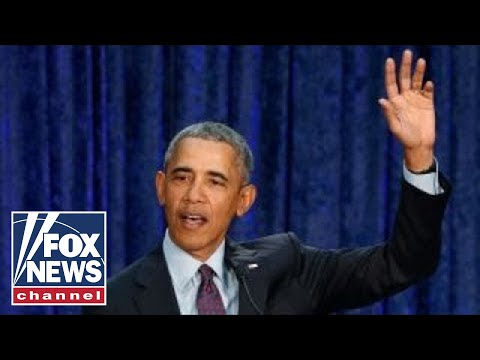 Obama claims he 'didn't have scandals' during his presidency