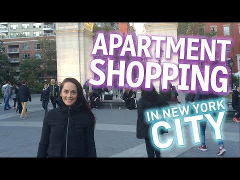New York City Apartment Shopping