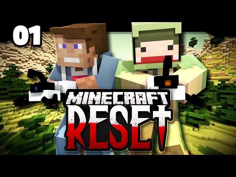Minecraft RESET #1 | TÖDLICHE FEHLER! | unge & Dner